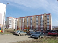 Казань, улица Ноксинский Спуск, дом 24. многоквартирный дом