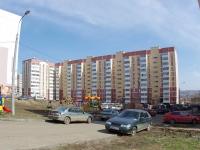 Kazan, Noksinsky Spusk st, house 24. Apartment house