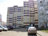 Kazan, Noksinsky Spusk st, house 29. Apartment house