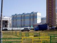 Казань, улица Магистральная (Большие Клыки), дом 10А. многоквартирный дом