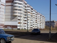 Kazan, Magistralnaya (bolshie kliki) st, house 10А. Apartment house