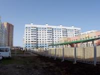 Казань, улица Магистральная (Большие Клыки), дом 12А. многоквартирный дом
