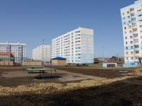 Казань, улица Магистральная (Большие Клыки), дом 16А. многоквартирный дом