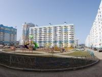 Казань, улица Магистральная (Большие Клыки), дом 20. многоквартирный дом