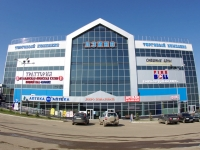 neighbour house: st. Minskaya, house 9. shopping center Азино