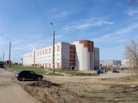 neighbour house: st. Minskaya, house 11. garage (parking)