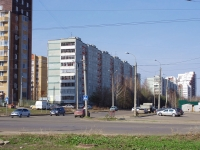 neighbour house: st. Minskaya, house 30. Apartment house