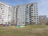 Kazan, Minskaya st, house 34. Apartment house