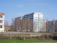 Казань, улица Минская, дом 36. многоквартирный дом
