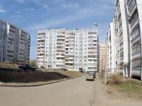 Казань, улица Минская, дом 38. многоквартирный дом