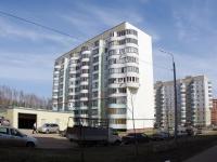 Казань, улица Минская, дом 39. многоквартирный дом