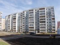 Казань, улица Минская, дом 40. многоквартирный дом