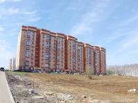 Казань, улица Минская, дом 45. многоквартирный дом