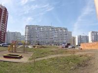 Казань, улица Минская, дом 48. многоквартирный дом