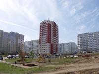 Казань, улица Минская, дом 50. многоквартирный дом
