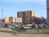Казань, улица Минская, дом 51. многоквартирный дом