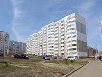 Казань, улица Минская, дом 52. многоквартирный дом