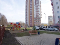 Казань, улица Минская, дом 59. многоквартирный дом