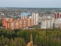 Kazan, Minskaya st, house 45. Apartment house