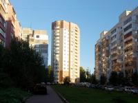 Казань, улица Юлиуса Фучика, дом 2Б. многоквартирный дом