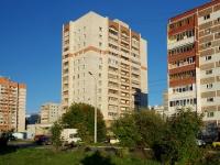 Казань, улица Юлиуса Фучика, дом 4. многоквартирный дом