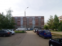 Казань, улица Юлиуса Фучика, дом 6. многоквартирный дом
