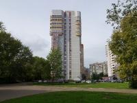 Казань, улица Юлиуса Фучика, дом 8А. многоквартирный дом