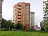 Казань, улица Юлиуса Фучика, дом 8Б. многоквартирный дом