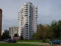Казань, улица Юлиуса Фучика, дом 8. многоквартирный дом