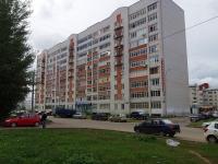 Казань, улица Юлиуса Фучика, дом 14Б. многоквартирный дом