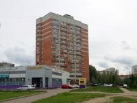 Казань, улица Юлиуса Фучика, дом 22. многоквартирный дом