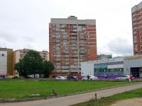 Казань, улица Юлиуса Фучика, дом 24. многоквартирный дом