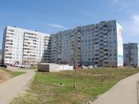 Казань, улица Юлиуса Фучика, дом 104. многоквартирный дом