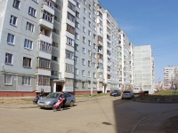 Kazan, Yulius Fuchik st, house 106. Apartment house