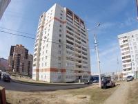 Kazan, Yulius Fuchik st, house 110. Apartment house