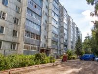 Казань, улица Юлиуса Фучика, дом 36. многоквартирный дом