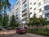 Казань, улица Юлиуса Фучика, дом 38. многоквартирный дом