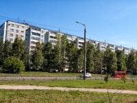 Казань, улица Юлиуса Фучика, дом 42. многоквартирный дом