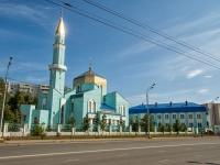 Казань, улица Юлиуса Фучика, дом 52 к.1. мечеть