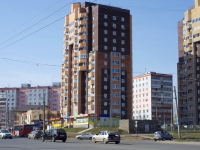 Kazan, Yulius Fuchik st, house 149. Apartment house
