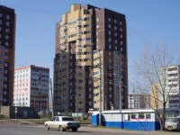 neighbour house: st. Yulius Fuchik, house 151. Apartment house