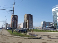 Kazan, Yulius Fuchik st, house 151. Apartment house