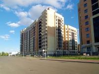 Казань, улица Деревня Универсиады, дом 1. общежитие