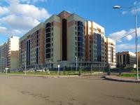 Казань, улица Деревня Универсиады, дом 2. общежитие