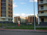Казань, улица Деревня Универсиады, дом 16. общежитие