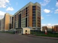 Казань, улица Деревня Универсиады, дом 4. общежитие