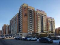 Казань, улица Деревня Универсиады, дом 5. общежитие