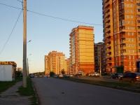 Kazan, st Dunayskaya, house 14. Apartment house
