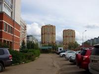 Kazan, st Dunayskaya, house 29А. Apartment house