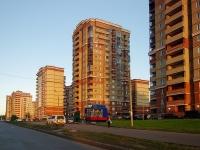 Kazan, st Dunayskaya, house 30. Apartment house